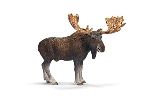 Moose Bull by Schleich