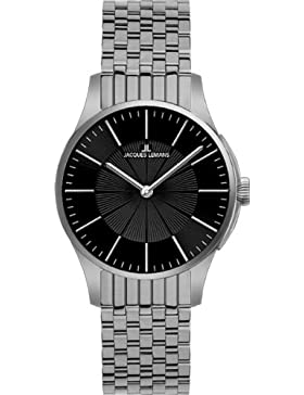 Jacques Lemans Classic Damen-Armbanduhr XS London Analog Edelstahl 1-1462ZB