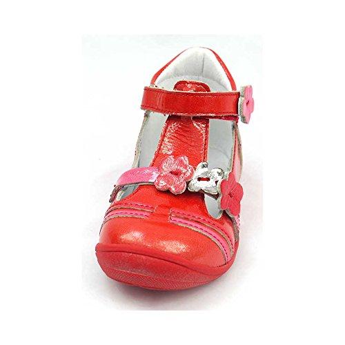 GBB Babies à scratch fille rouge Bérénice 20336 Rouge