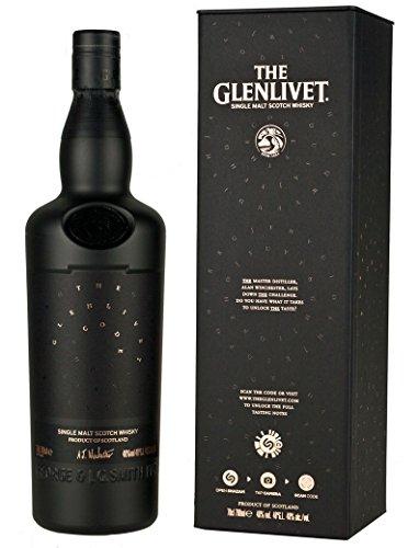 Glenlivet The CODE Single Malt Scotch Whisky (1 x 0.7 l)