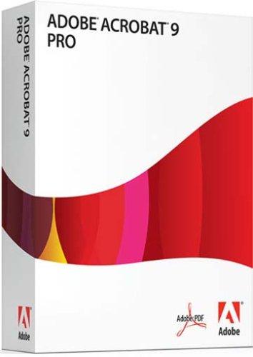 Adobe Acrobat 9 Pro Upgrade deutsch