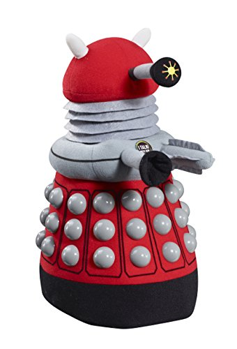 Doctor Who Dalek Deluxe Talking Plush (Red)