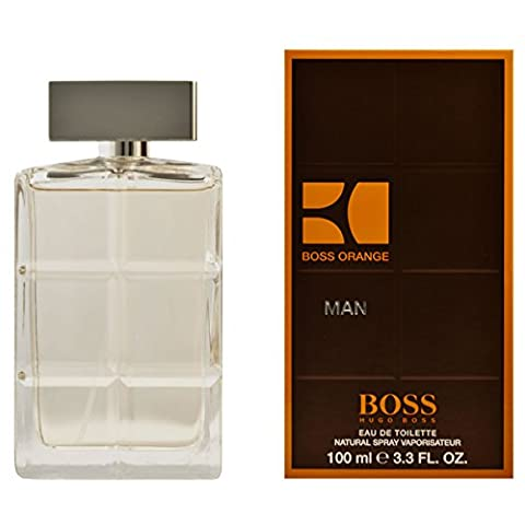 Hugo Boss Orange Man, men, Eau de Toilette, Vaprisateur / Spray, 1er Pack (1 x 100 ml) (Hugo Boss Perfum)