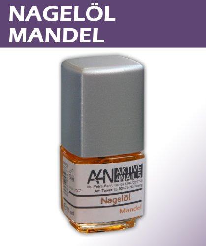 Nagelöl Mandel hochwertiges Pflegeöl mit Vitamin A, E. 11ml