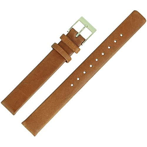 Skagen Uhrenarmband 12mm Leder Braun - Werkzeug Montage Set SKW2147 (Uhrenarmband Für Skagen)