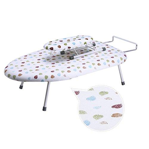 MMM Mini table de repassage Refroidissement pliable Salle de bains à la maison Ensemble de repassage Petite plaque de fer ( Couleur : #4 )