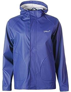 Gelert–Chubasquero unisex adultos azul chaquetas abrigos Outerwear, azul marino, small