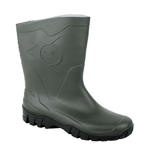 dunlop-green-wide-calf-half-wellington-boots-size-7
