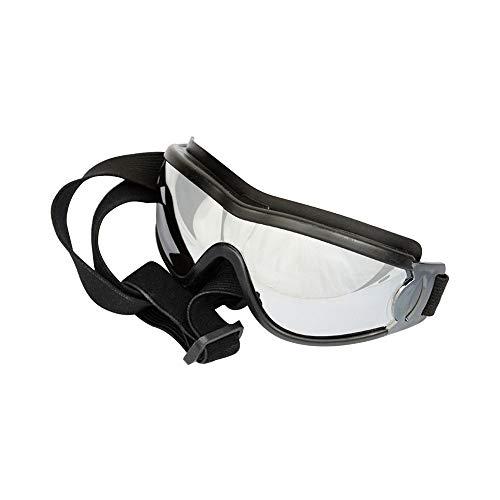 nbrille - Goggles Pet Brille, UV/Wind einstellbar, mit großer Hundebrille (2er Pack) ()
