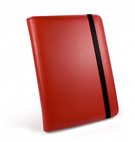 Tuff-Luv Embrace Schutzhülle für E-Reader, kompatibel mit Kobo Vox, Rot