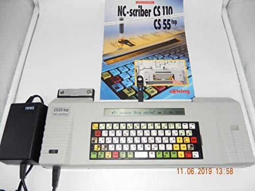 ROTRING NC - 55 top Scriber mit Netzteil und Handbuch, war Ersatzteil, NEU im OVP -