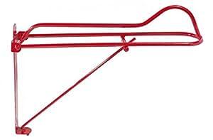 PFIFF 001238-10-1 Porte-selle pliant Rouge