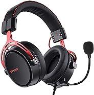 Mpow Air SE Cuffie Gaming 3,5 mm per PS4, PS5,Xbox One, PC, Switch Cuffie Over-ear con Audio Surround con Micr