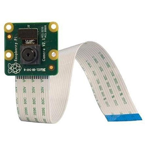Raspberry Pi–Raspberry Kamera für Module V2(913–2664) (Camara De Seguridad Video)