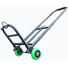 WYFC Chariots télescopiques pliage de chariot portable bagages panier main panier . a