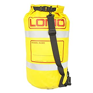 Lomo Bolsa 30l con bandas reflectantes 1