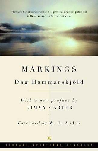 Markings (Vintage Spiritual Classics) -