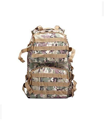 HCLHWYDHCLHWYD-Camuffamento zaino da trekking uomini e donne borsa sacchetti esterni di alpinismo di campeggio impermeabile pacchetto , 2 9