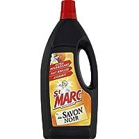 St Marc - Nettoyant multi-usages au savon noir, fleur d'oranger. Ultra dégraissant, fait briller, assainit - La...
