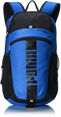 Puma-Unisex-cubierta-II-mochila-True-Blue-Puma-negro-OSFA