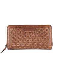 Greenland Femi & Nine Ladies Wallet Porte-monnaie cuir 20 cm