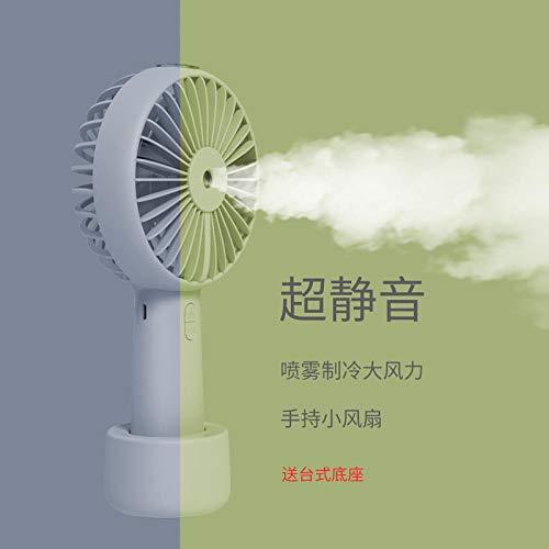 Spray refrigerazione portatile piccolo ventilatore portatile acqua nebulizzata acqua fredda aria fredda umidificatore usb portatile desktop/spray ventilatore tre in uno di raffreddamento