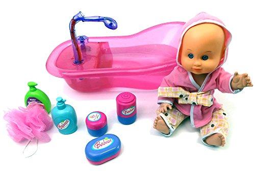 brigamo-538-interaktive-puppen-badewanne-mit-funktionierender-dusche-inkl-baby-badepuppe-und-viel-zu