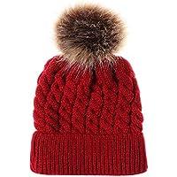 PAOLIAN-Cappello Invernale Bambini Carino Bebè Inverno Cappuccio Caldo ae89ead5fde1