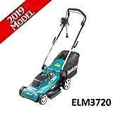 Makita ELM3720 Electric Lawn Mower 37 cm 1400W