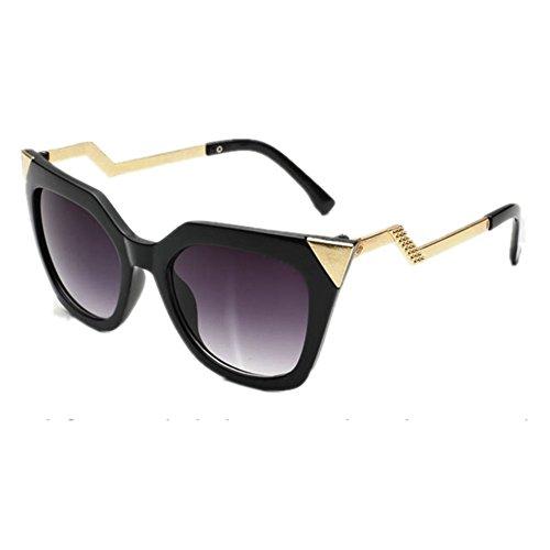 06b8bd80fa545 huashi – lunettes de soleil – pour femme - Violet -