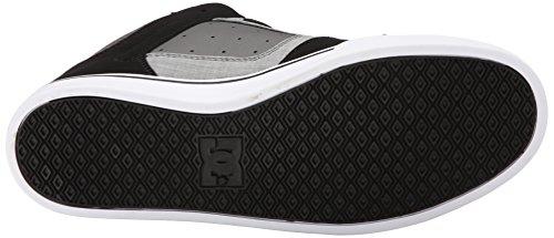 DC, Sneaker uomo Grigio/Nero