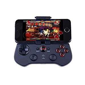 Vernwy Bluetooth-Controller Gamepad Ios Android Universal, Kompatibel Mit Ipod/iPhone/Ipad Und Das Meiste Android-Tablet