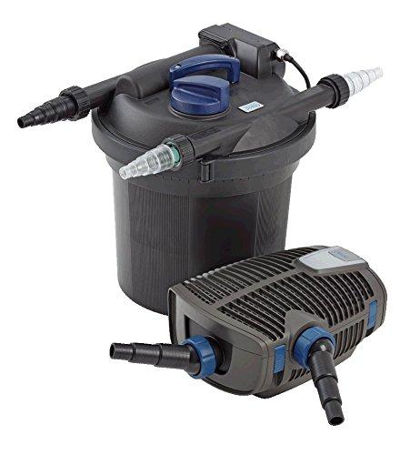 Oase 50867 FiltoClear 6000 Kit de filtre sous pression pour bassin