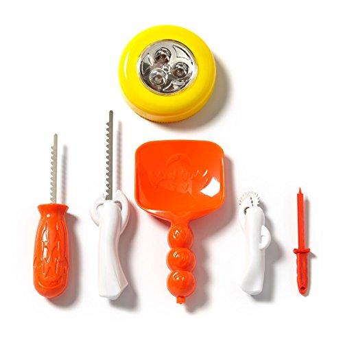 Carving Pumpkins Muster - Brauns-Heitmann 7140 - Deluxe Kürbis Mini-