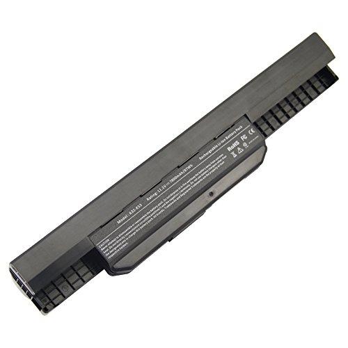 ARyee 7800mAh 11.1V A32-K53 Batería Batería del ordenador portátil para ASUS A32-K53 A42-K53 K43 K53 X 43 A83 A84 K54 K84 P43 P53 X 44 X54 X 84 X84H