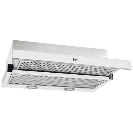 Teka extraible - Campana cnl 6400-w blanco clase de eficiencia energetica e