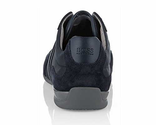Boss, Green Spacit, Baskets Basses Pour Hommes, 10167195 01 Navy