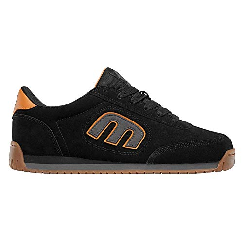 Etnies Lo Cut II LS Shoes 47 EU Black/Grey/Gold