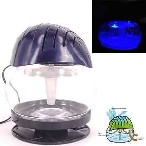 purificateur d 39 air feuille sans filtre diffuseur huiles essentielles humidificateur. Black Bedroom Furniture Sets. Home Design Ideas