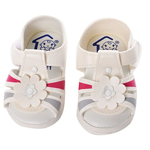 Baby Bucket Sandal With Side Velcro Strap