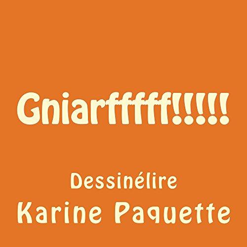 Couverture du livre Gniarfffff!!!!!