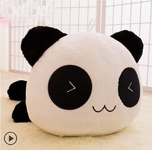 YYYDHW Poupée Panda en Peluche avec Raton Laveur@Oeil de Triangle_100cm
