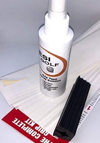 Tesi Golf Unisex- Erwachsene Gripkit Golf Griff Montageset, Mehrfarbig, normal