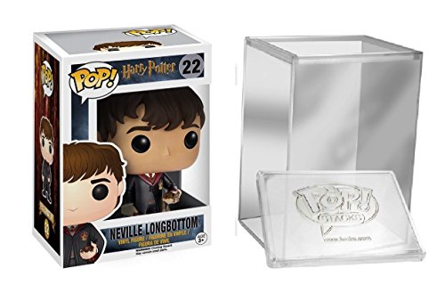 Funko Pop Harry Potter- Neville Longbottom Vinyl Figure + FUNKO PROTECTIVE CASE