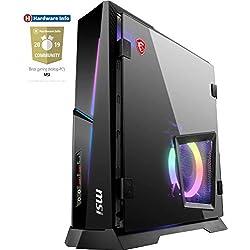 MSI Trident X Plus 9SD-498MYS 9th gen Intel® CoreTM i7 16 Go DDR4-SDRAM 2512 Go HDD+SSD Noir Bureau PC