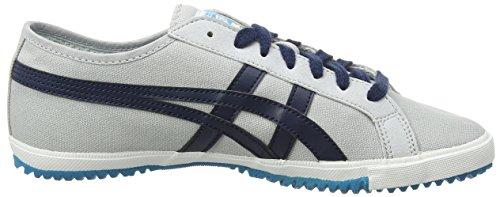 ASICS Retro Glide, Baskets Basses Adulte Mixte Gris (grey 1050)