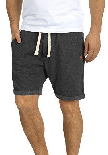 BLEND Timo - patalón corto para hombre, tamaño:XXL;color:Charcoal (70818)