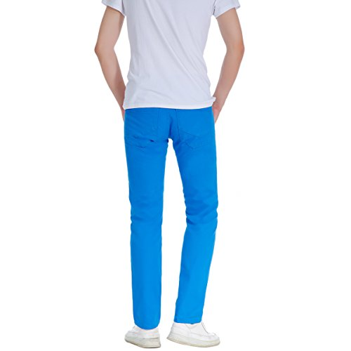 Robelli Herren Jeanshose Electric Blue