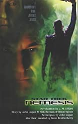 Nemesis (Star Trek: The Next Generation) by J. M. Dillard (2003-08-04)