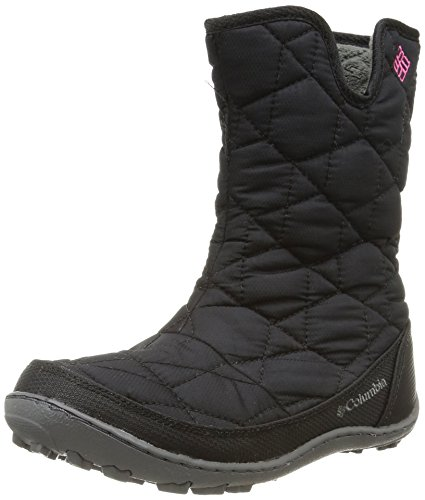 Columbia Minx Slip Omni-Heat, Chaussures Multisport Outdoor mixte enfant Noir (010)